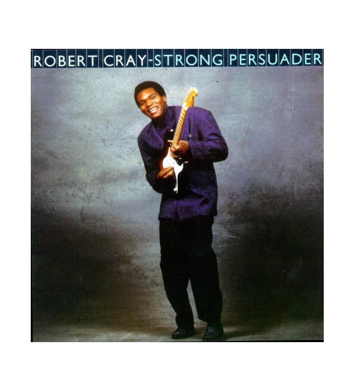 Robert Cray - Strong Persuader (LP, Album) mesvinyles.fr