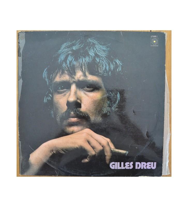 Gilles Dreu - Gilles Dreu (LP, Album) mesvinyles.fr