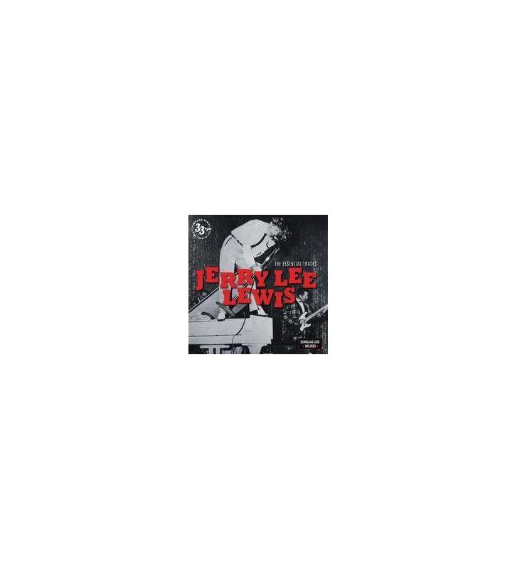 JERRY LEE LEWIS - The Essential Tracks mesvinyles.fr