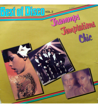 Various - Best Of Disco Vol.2 (LP, Comp) mesvinyles.fr