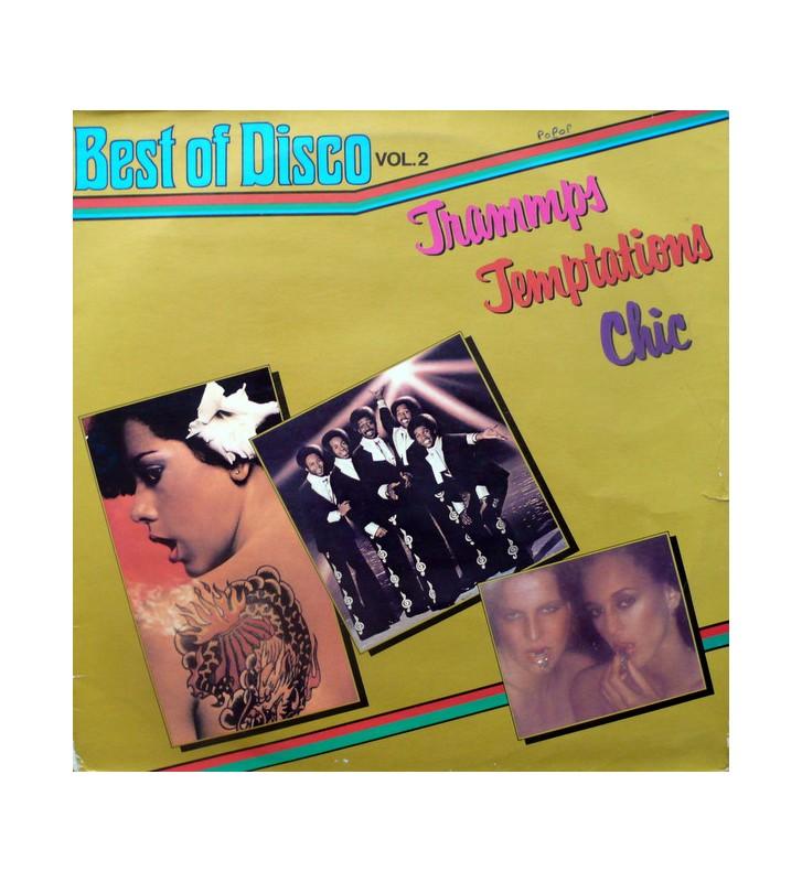 Various - Best Of Disco Vol.2 (LP, Comp) mesvinyles.fr