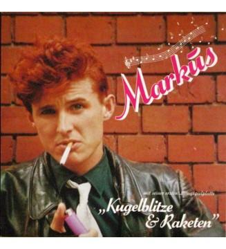 Markus (6) - Kugelblitze & Raketen (LP, Album) mesvinyles.fr