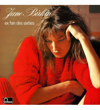 Jane Birkin - Ex Fan Des Sixties (LP, Album, 1st) mesvinyles.fr