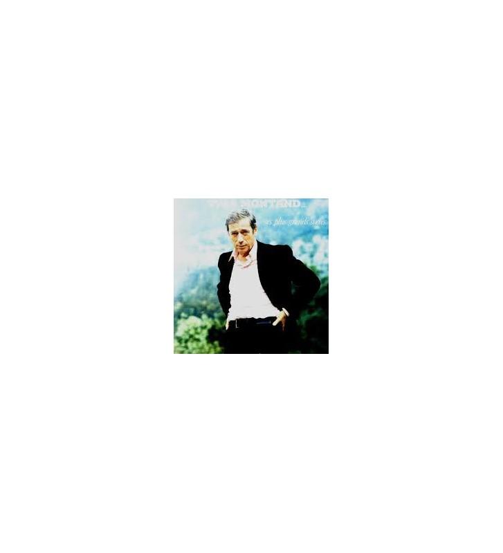 Yves Montand - Ses Plus Grands Succès (LP, Comp) mesvinyles.fr
