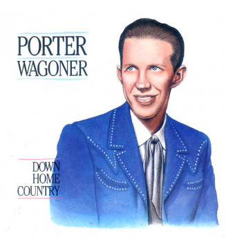 Porter Wagoner - Down Home Country (LP, Comp) mesvinyles.fr