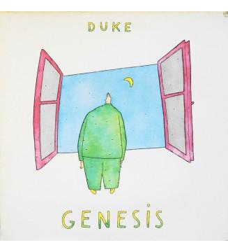 Genesis - Duke (LP, Album, Gat) mesvinyles.fr