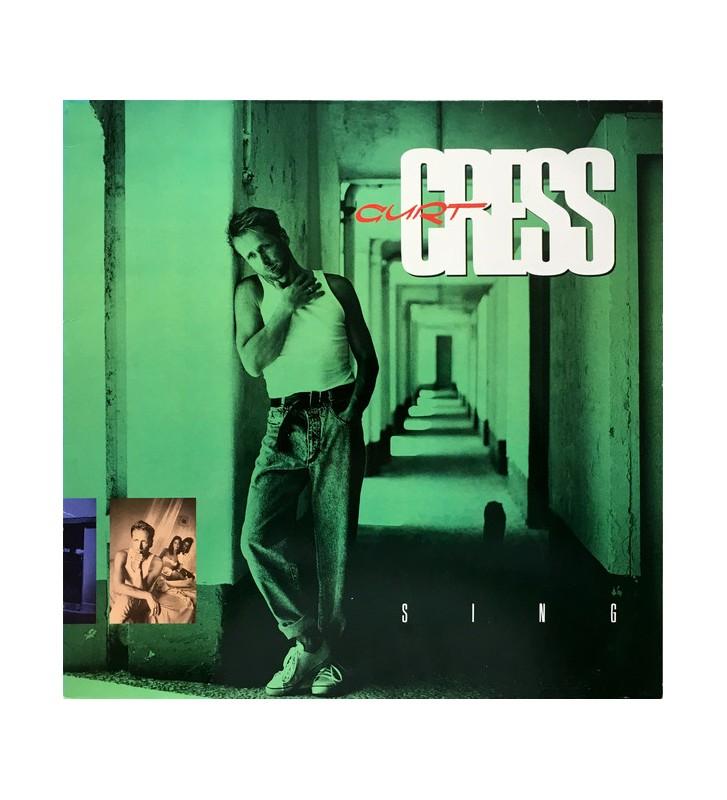 Curt Cress - Sing (LP, Album) mesvinyles.fr