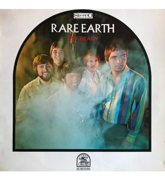 Rare Earth - Get Ready (LP, Album) mesvinyles.fr
