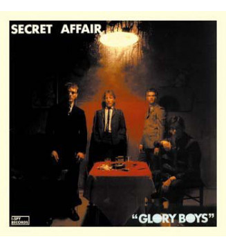 Secret Affair - Glory Boys (LP, Album) mesvinyles.fr