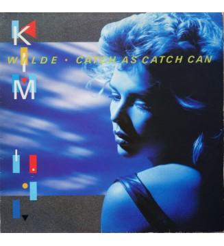 Kim Wilde - Catch As Catch Can (LP, Album)