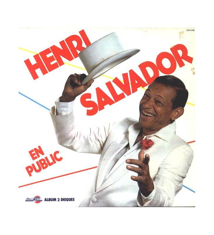 Henri Salvador - En Public (2xLP) mesvinyles.fr