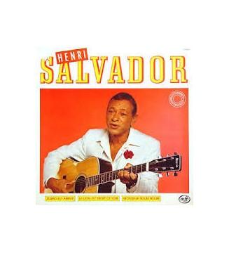 Henri Salvador - Zorro Est Arrivé (LP, Comp)