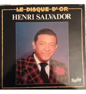 Henri Salvador - Le Disque D'or (LP, Comp)