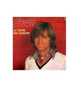Dave (13) - Je T'offre Une Chanson (2xLP, Comp, Gat) mesvinyles.fr