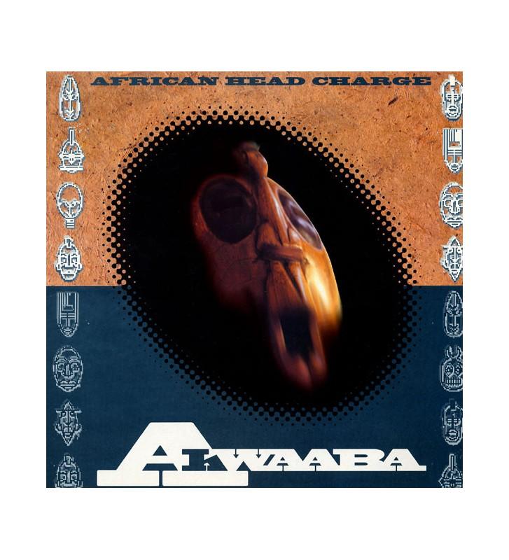 African Head Charge - Akwaaba (LP, Album) mesvinyles.fr