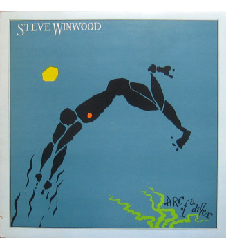 Steve Winwood - Arc Of A Diver (LP, Album) mesvinyles.fr