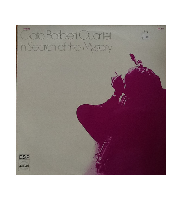 Gato Barbieri Quartet - In Search Of The Mystery (LP, Album, RE) mesvinyles.fr