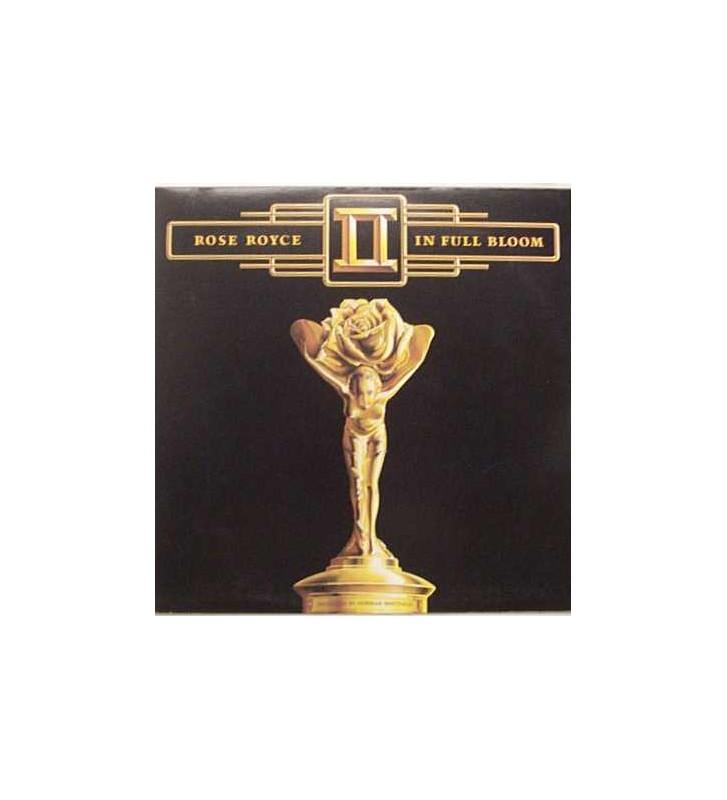 Rose Royce - In Full Bloom (LP, Album, gat) mesvinyles.fr