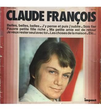 Claude François - Claude François (LP, Comp) mesvinyles.fr