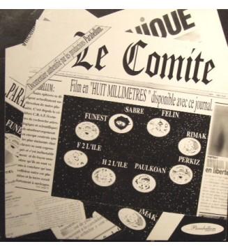 """Le Comité* - Huit Millimetres (12"""") mesvinyles.fr"""