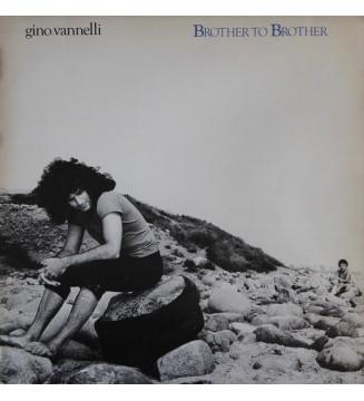 Gino Vannelli - Brother To Brother (LP, Album, Gat) mesvinyles.fr