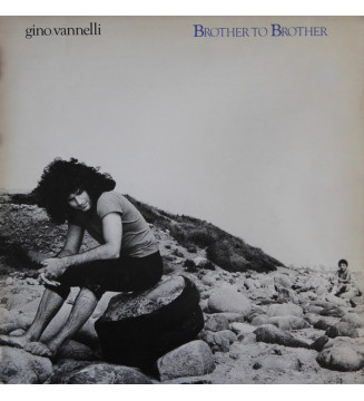 Gino Vannelli - Brother To Brother (LP, Album, Gat) mesvinyles.fr