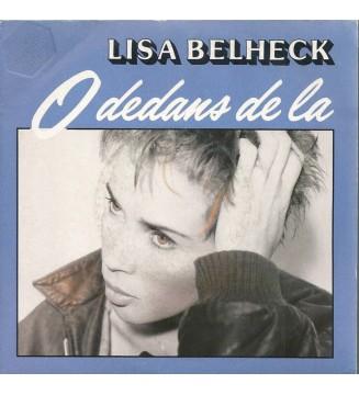 "Lisa Belheck - O Dedans De La / J'Relis Verlaine (7"") mesvinyles.fr"