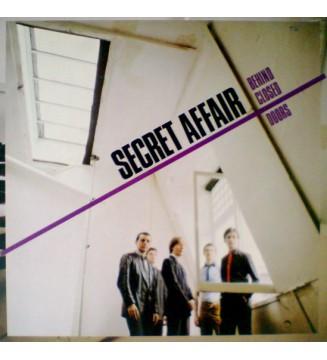 Secret Affair - Behind Closed Doors (LP, Album) mesvinyles.fr