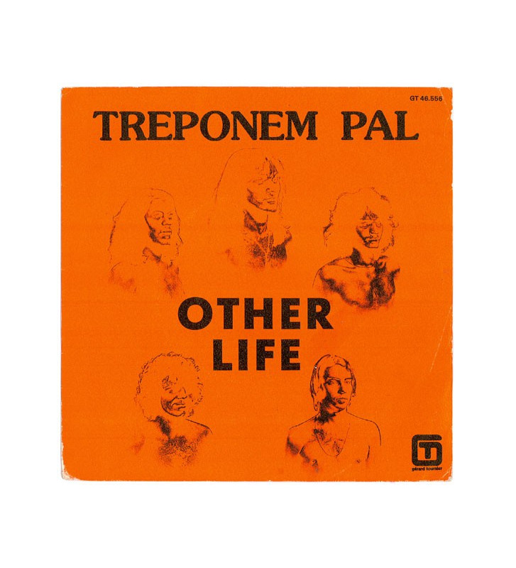 "Treponem Pal (2) - Other Life (7"") mesvinyles.fr"