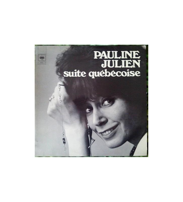 Pauline Julien - Suite Quebecoise (LP, Album) mesvinyles.fr