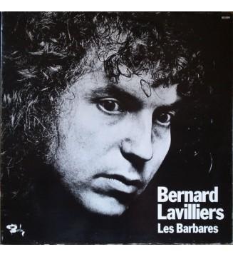 Bernard Lavilliers - Les Barbares (LP, Album, Gat)