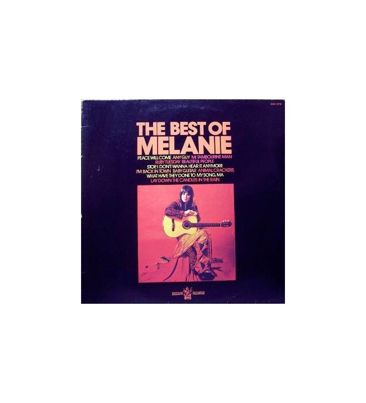 Melanie (2) - The Best Of Melanie (LP, Comp) mesvinyles.fr