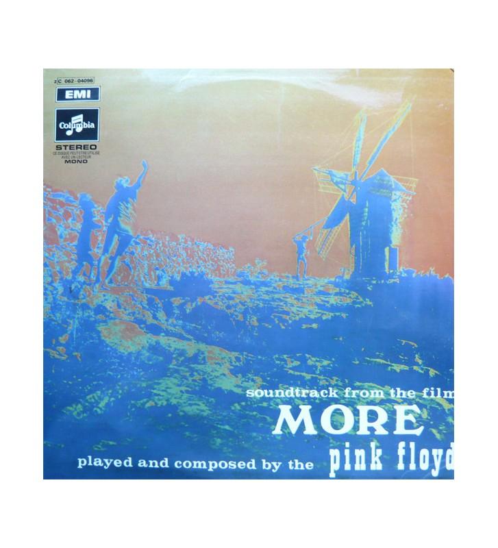 "Pink Floyd - Soundtrack From The Film ""More"" (LP, Album) mesvinyles.fr"