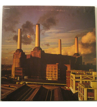 Pink Floyd - Animals (LP, Album, Gat)