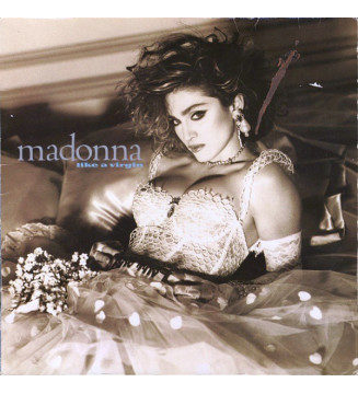 Madonna - Like A Virgin (LP, Album, RE)
