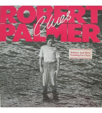 Robert Palmer - Clues (LP, Album) mesvinyles.fr