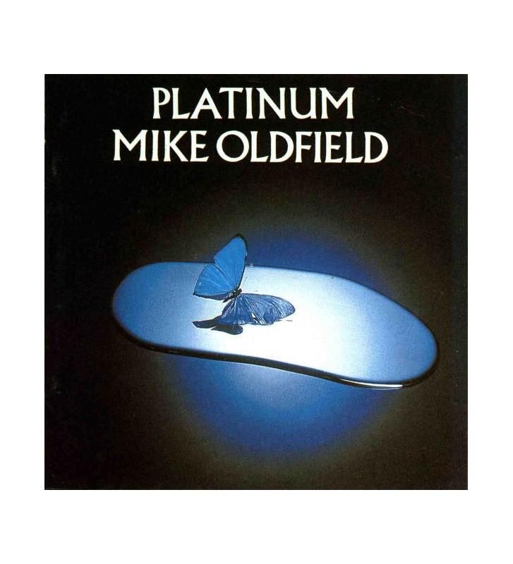 Mike Oldfield - Platinum (LP, Album) mesvinyles.fr