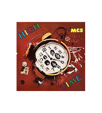 MC5 - High Time (LP, Album, RE, 180) mesvinyles.fr
