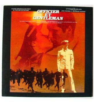 Various - Officier Et Gentleman, Bande Originale Du Film De Taylor Hackford (LP, Comp) mesvinyles.fr