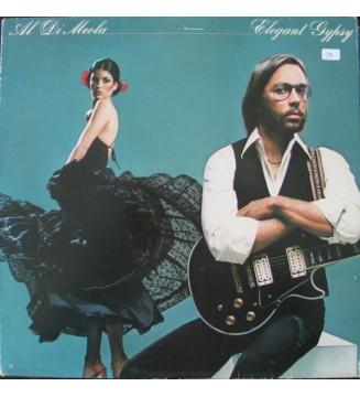 Al Di Meola - Elegant Gypsy (LP, Album, RP) mesvinyles.fr