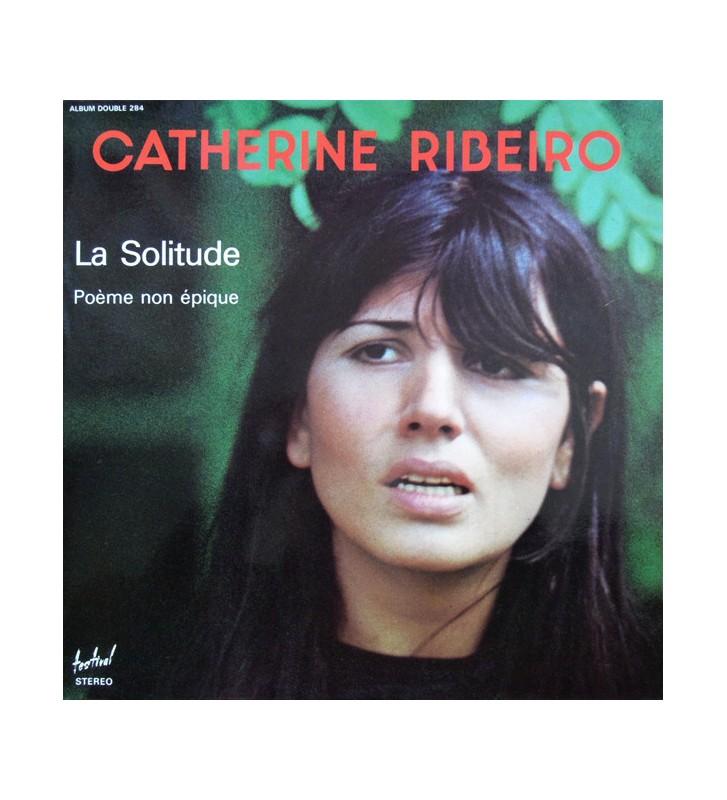 Catherine Ribeiro - La Solitude / Poème Non Épique (2xLP, Comp, Gat) mesvinyles.fr