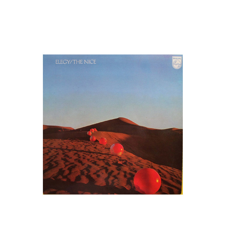 The Nice - Elegy (LP, Album) mesvinyles.fr