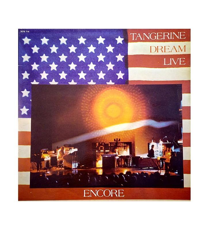 Tangerine Dream - Encore (2xLP, Album) mesvinyles.fr
