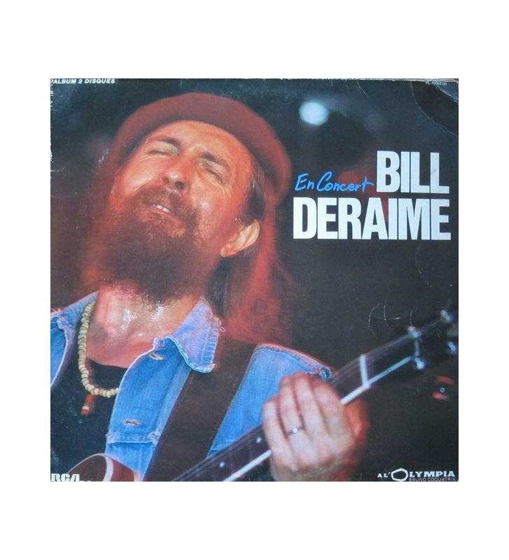 Bill Deraime - En Concert A L'Olympia (2xLP, Album) mesvinyles.fr