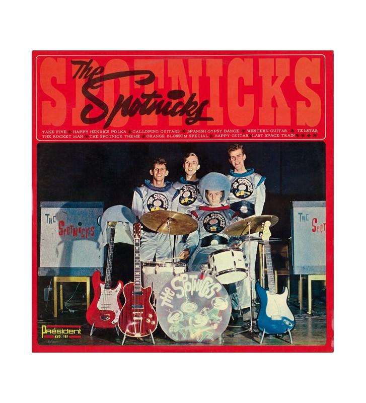 The Spotnicks - The Spotnicks (LP, Album, RE) mesvinyles.fr