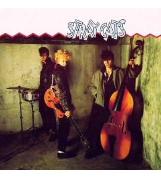 Stray Cats - Stray Cats (LP, Album)