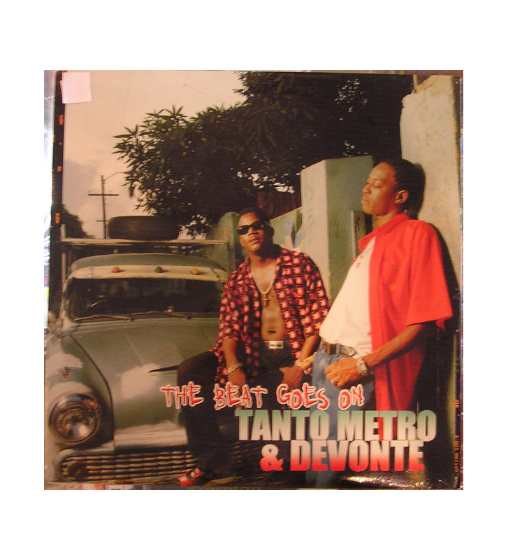 Tanto Metro & Devonte - The Beat Goes On (LP, Album) mesvinyles.fr