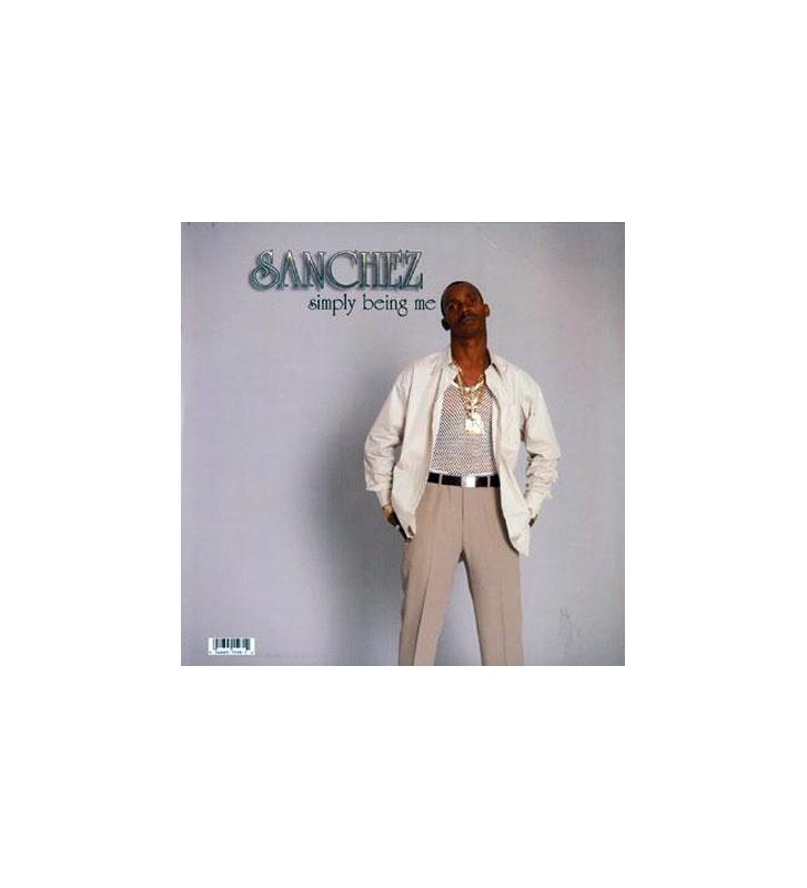 Sanchez - Simply Being Me (LP, Album) mesvinyles.fr