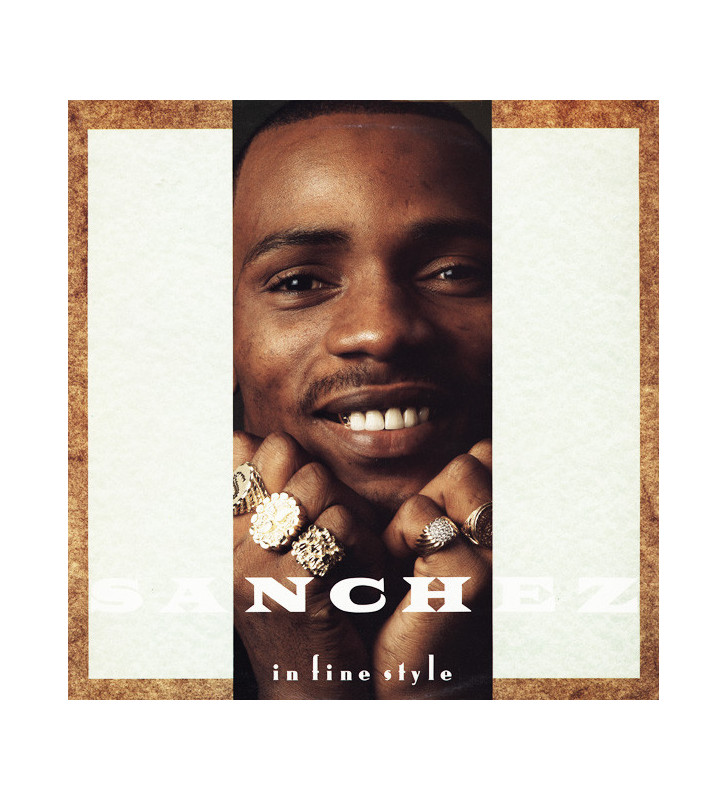 Sanchez - In Fine Style (LP, Album) mesvinyles.fr