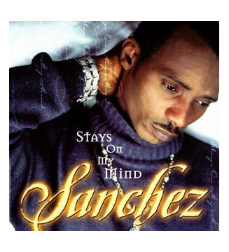 Sanchez - Stays On My Mind (LP, Album) mesvinyles.fr